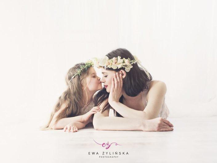 Sesja Mama i Córka – Fotograf Łódź