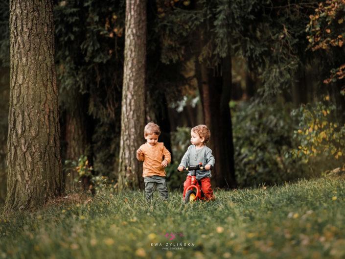 Fotografia Dziecięca w Łodzi